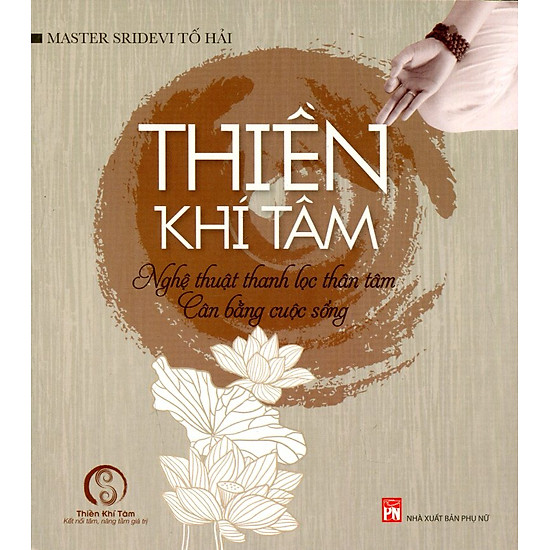 Thiền Khí Tâm - Nghệ Thuật Thanh Lọc Thân Tâm, Cân Bẳng Cuộc Sống - EBOOK/PDF/PRC/EPUB
