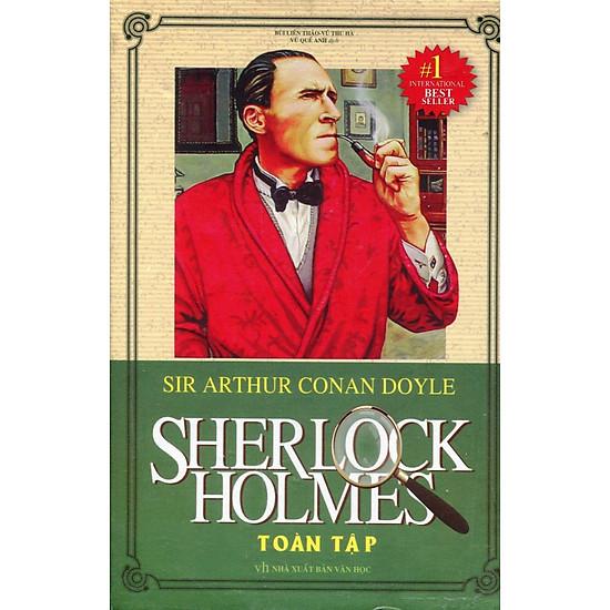 [Download Sách] Combo Sherlock Holmes Toàn Tập (Hộp 3 Tập)