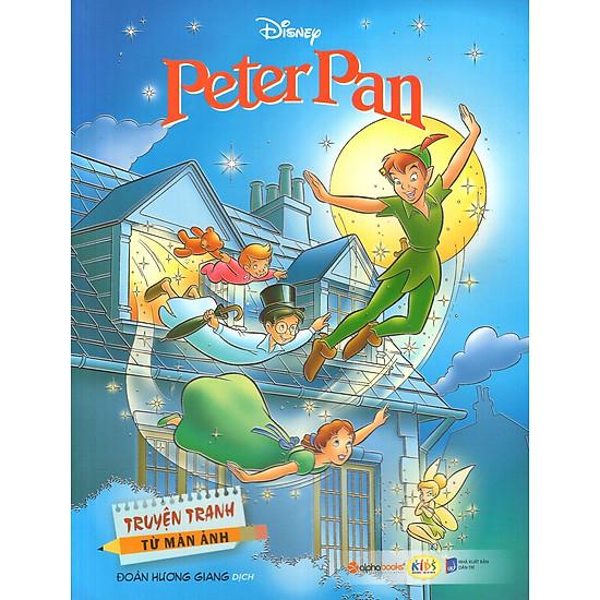 Disney Truyện Tranh Từ Màn Ảnh – Peter Pan