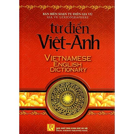 [Download sách] Từ Điển Việt - Anh