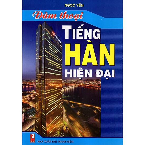 Đàm Thoại Tiếng Hàn Hiện Đại (Kèm 01 CD)