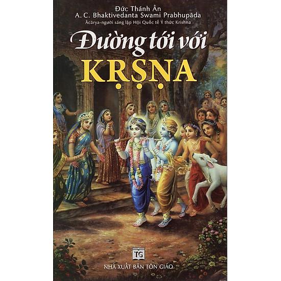 Đường Tới Với KRSNA – Series Đức Thánh Ân