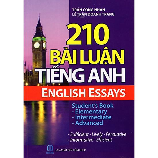 210 Bài Luận Tiếng Anh (Không Kèm CD)