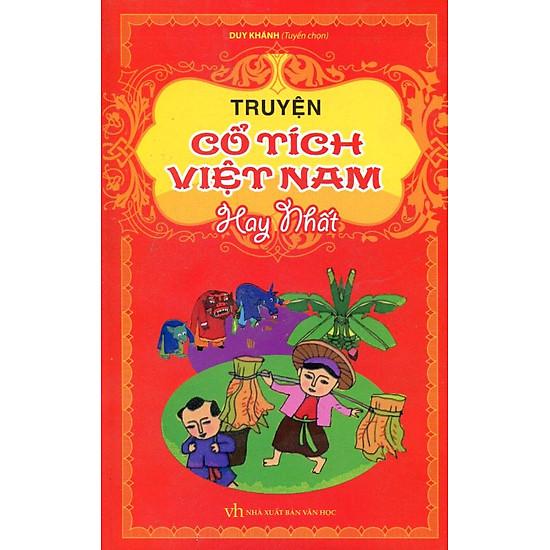[Download Sách] Truyện Cổ Tích Việt Nam Hay Nhất
