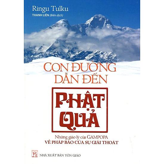 [Download sách] Con Đường Dẫn Đến Phật Quả