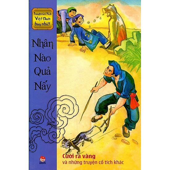 [Download Sách] Truyện Cổ Tích Việt Nam Hay Nhất - Nhân Nào Quả Ấy