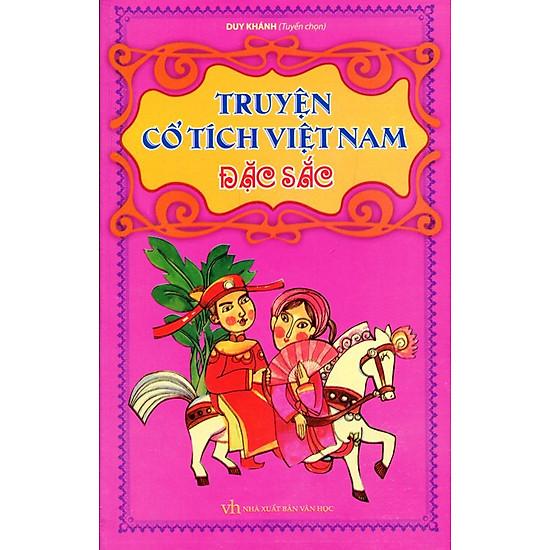 Download sách Truyện Cổ Tích Việt Nam Đặc Sắc