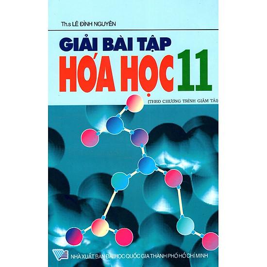 Giải Bài Tập Hóa Học Lớp 11 (2013)