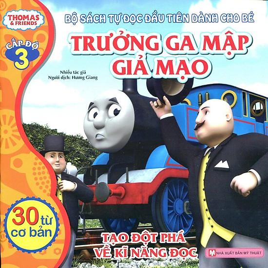 Thomas & Friends (Cấp Độ 3) - Trưởng Ga Mập Giả Mạo