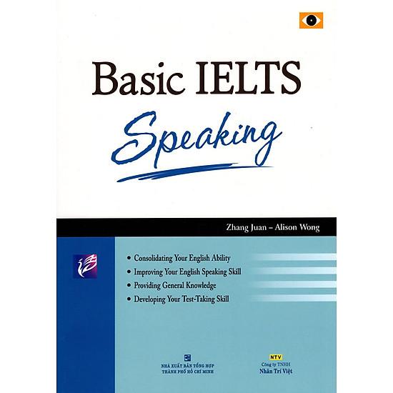 Basic IELTS Speaking (Tái Bản 2015) (Kèm CD)