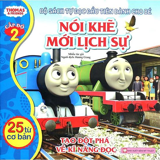 Thomas & Friends (Cấp Độ 2) - Nói Khẽ Mới Lịch Sự