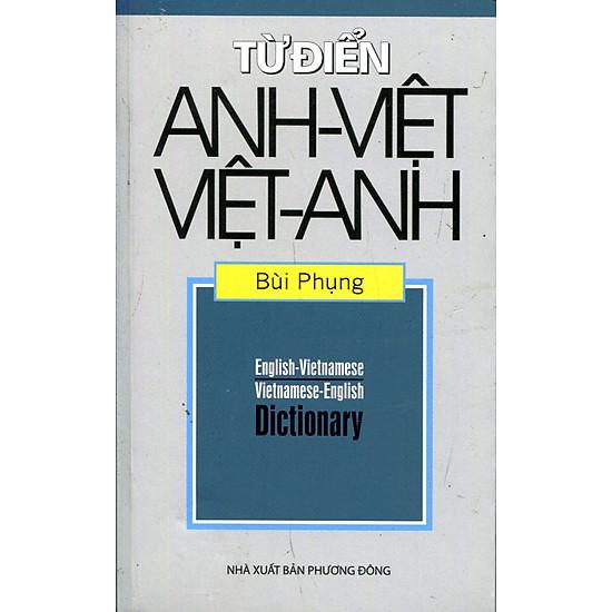 Từ Điển Anh Việt – Việt Anh