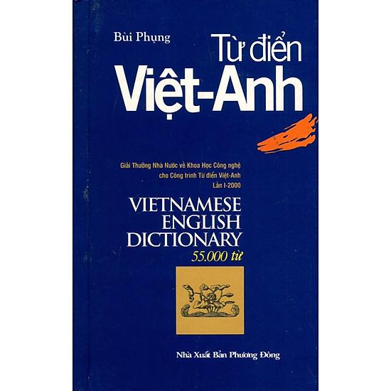 Từ Điển Việt Anh 55000 Từ