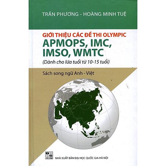 Giới Thiệu Các Đề Thi Olympic Apmops, IMC, IMSO, WMTC