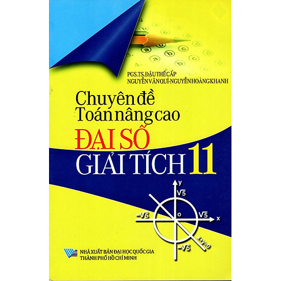 [Download Sách] Chuyên Đề Toán Nâng Cao Đại Số - Giải Tích Lớp 11