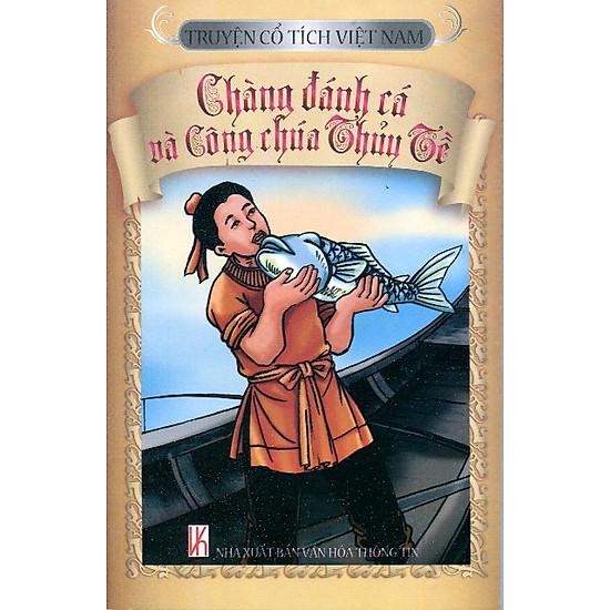 [Download Sách] Truyện Cổ Tích Việt Nam - Chàng Đánh Cá Và Công Chúa Thủy Tề