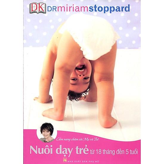 Nuôi Dạy Trẻ Từ 18 Tháng Đến 5 Tuổi - EBOOK/PDF/PRC/EPUB