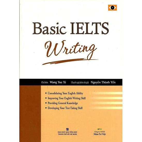 Basic IELTS Writing