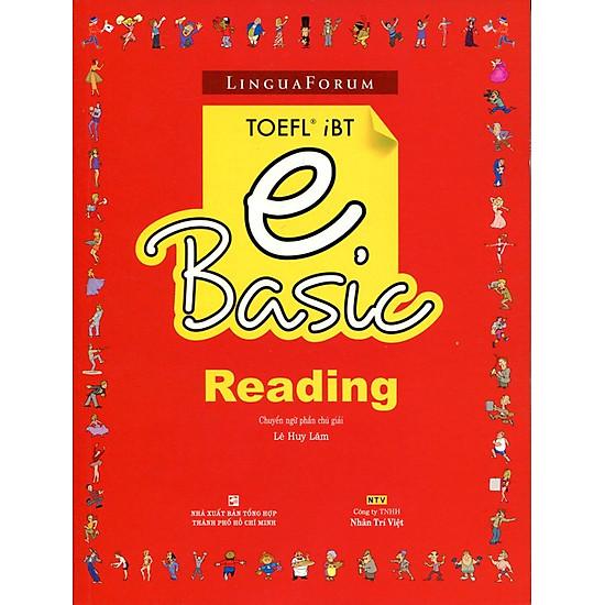 TOEFL iBT e Basic Reading