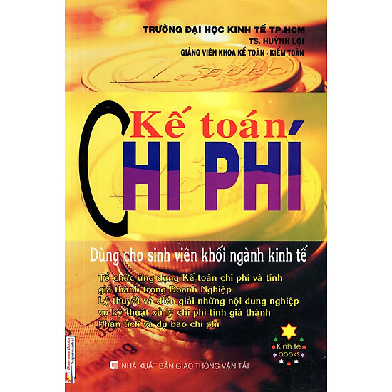 [Download sách] Kế Toán Chi Phí (Dùng Cho Sinh Viên Khối Ngành Kinh Tế)