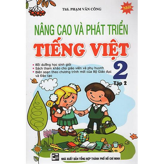 [Download sách] Nâng Cao Và Phát Triển Tiếng Việt Lớp 2 (Tập 2)