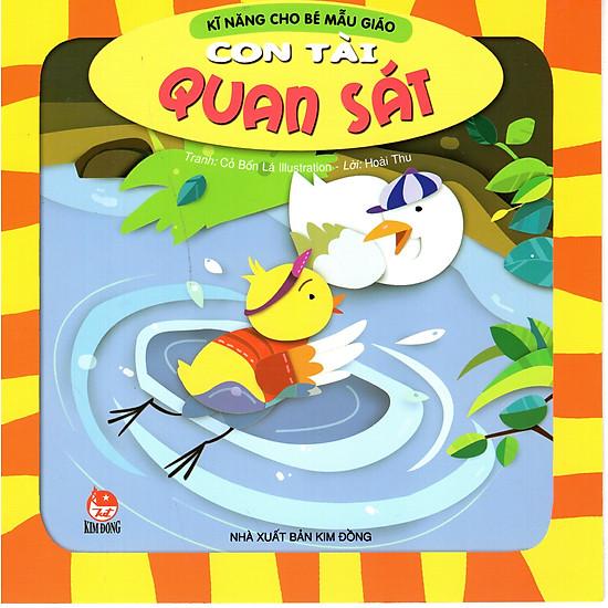 Download sách Con Tài Quan Sát (Tái Bản 2015)