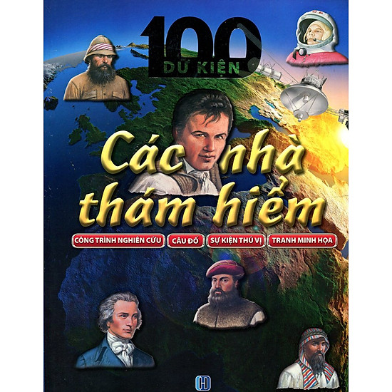 100 Dữ Kiện – Các Nhà Thám Hiểm