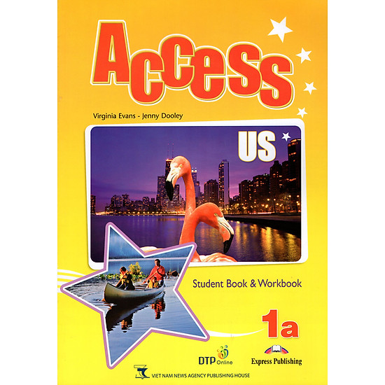 Access US 1A Student′S Book & Workbook
