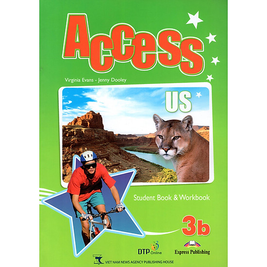 Access US 3B Student′S Book & Workbook