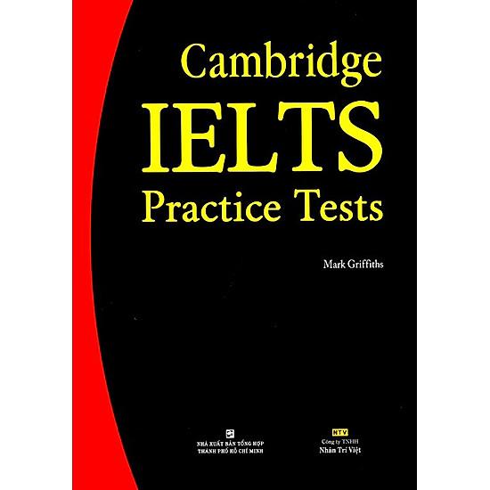 Cambridge IELTS Practice Test (Kèm CD)