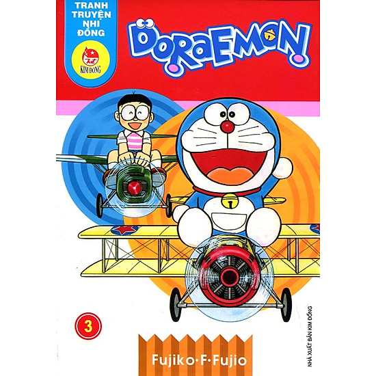 Truyện Doraemon nhi đồng full bộ giá rẻ