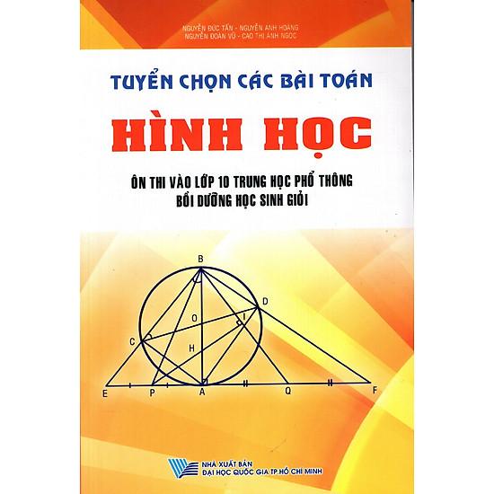 Tuyển Chọn Các Bài Toán Hình Học