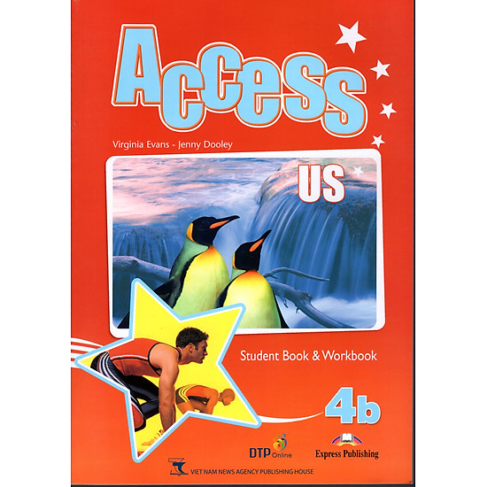 Access US 4B Student′S Book & Workbook