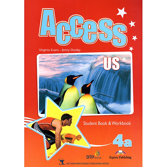 Access US 4A Student′S Book & Workbook