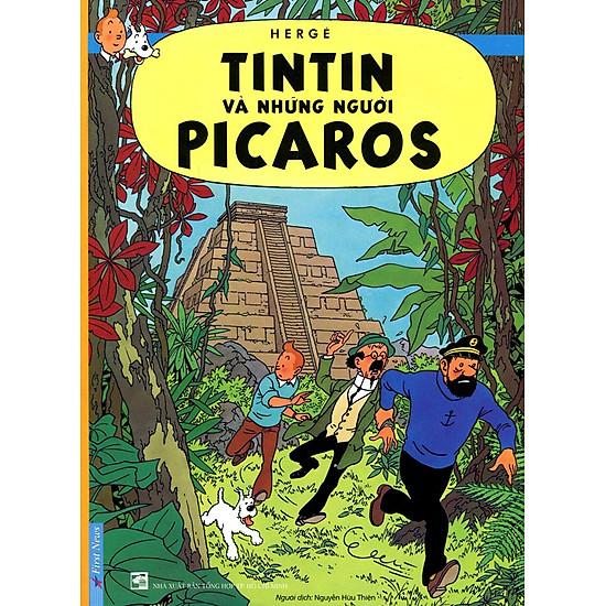 Những Cuộc Phiêu Lưu Của Tintin – Tintin Và Những Người Picaros