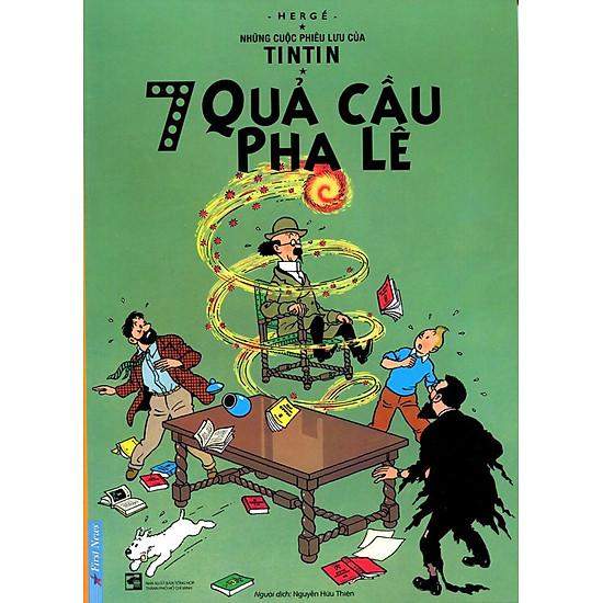 Những Cuộc Phiêu Lưu Của Tintin – 7 Quả Cầu Pha Lê