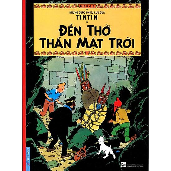 Những Cuộc Phiêu Lưu Của Tintin – Đền Thờ Thần Mặt Trời