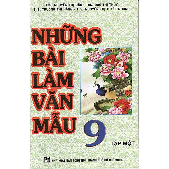 Những Bài Làm Văn Mẫu 9 (Tập 1) - EBOOK/PDF/PRC/EPUB