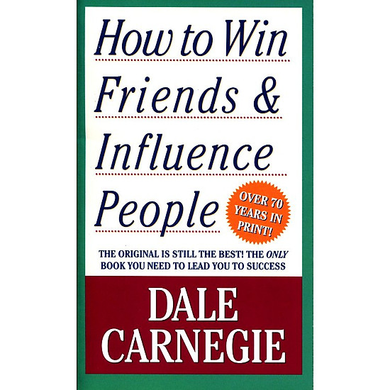 [Download Sách] How To Win Friends And Influence People