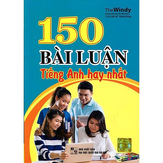 150 Bài Luận Tiếng Anh Hay Nhất