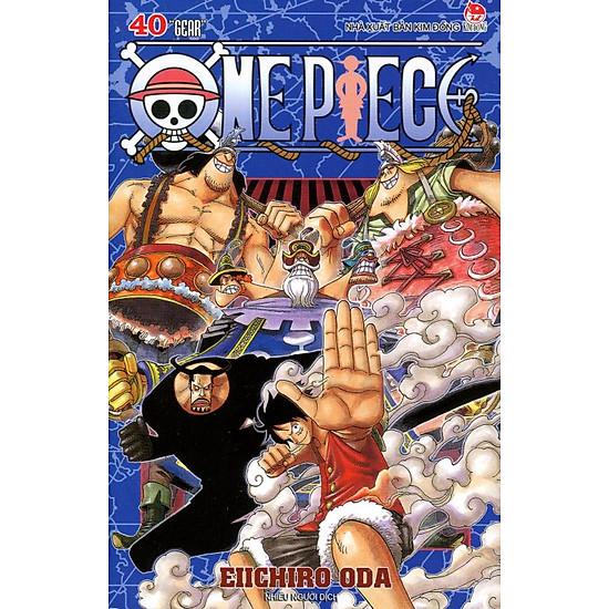 One Piece - Tập 40
