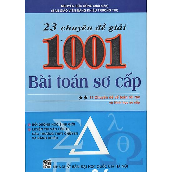 23 Chuyên Đề Giải 1001 Bài Toán Sơ Cấp - Tập 2
