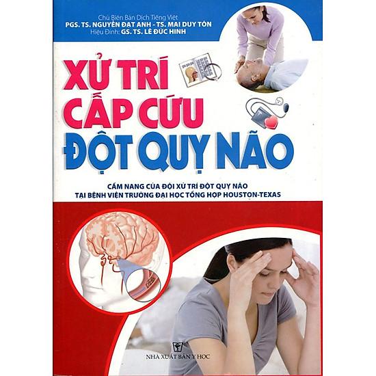 [Download sách] Xử Trí Cấp Cứu Đột Quỵ Não