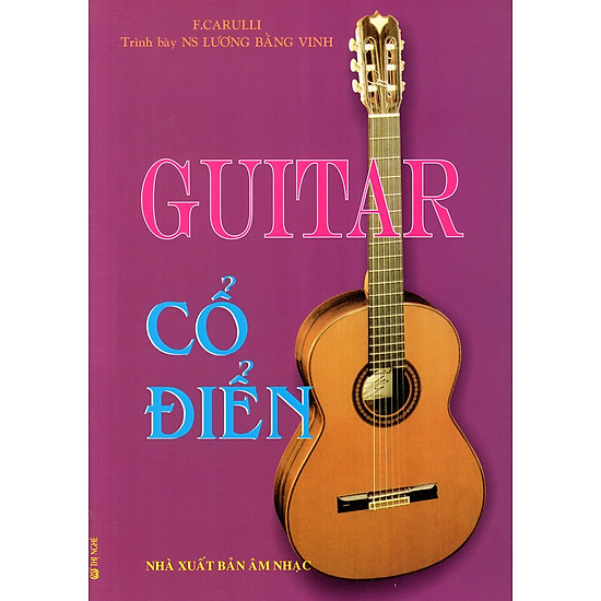 Guitar Cổ Điển (Kèm CD)