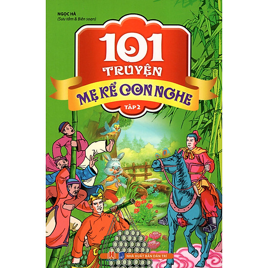 101 Truyện Mẹ Kể Con Nghe (Tập 2)