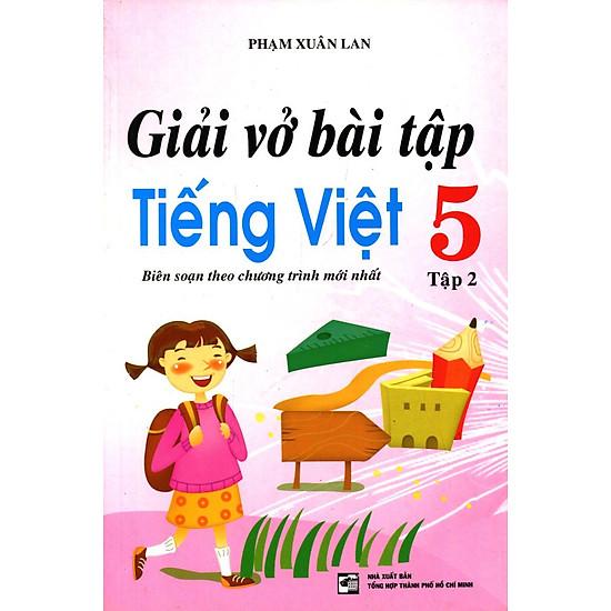 Giải Vở Bài Tập Tiếng Việt Lớp 5 (Tập 2) (Tái Bản)