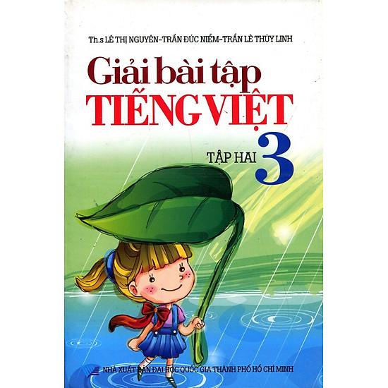 [Download sách] Giải Bài Tập Tiếng Việt Lớp 3 (Tập 2)