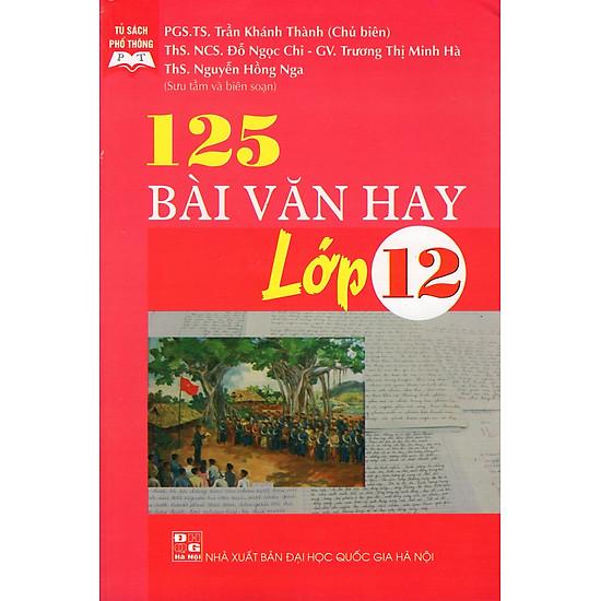 [Download sách] 125 Bài Văn Hay Lớp 12