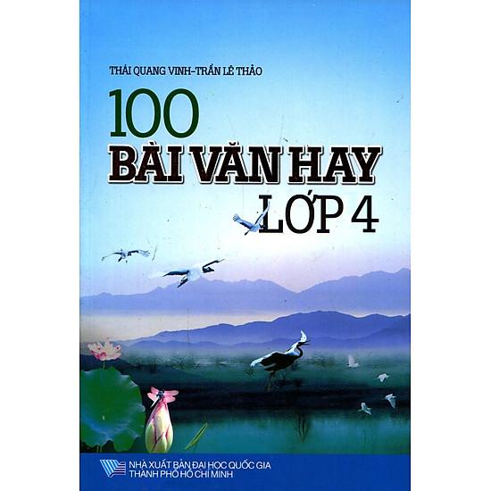 100 Bài Văn Hay Lớp 4