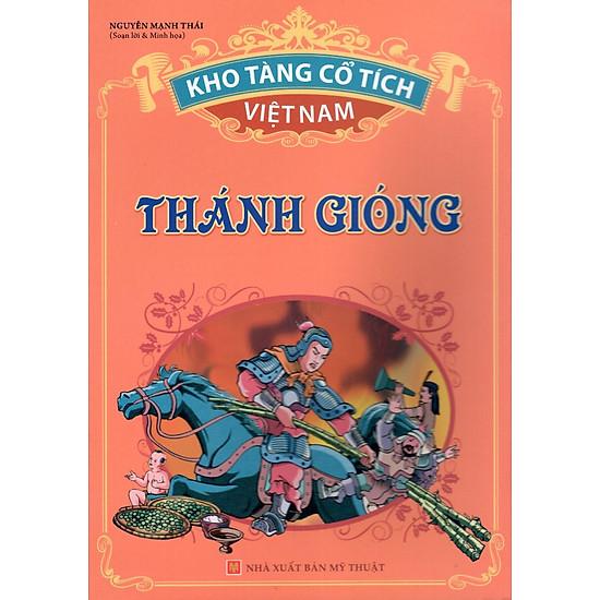 Kho Tàng Cổ Tích Việt Nam – Thánh Gióng
